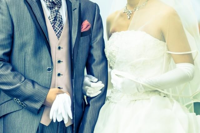 出会って2年で結婚したカップル